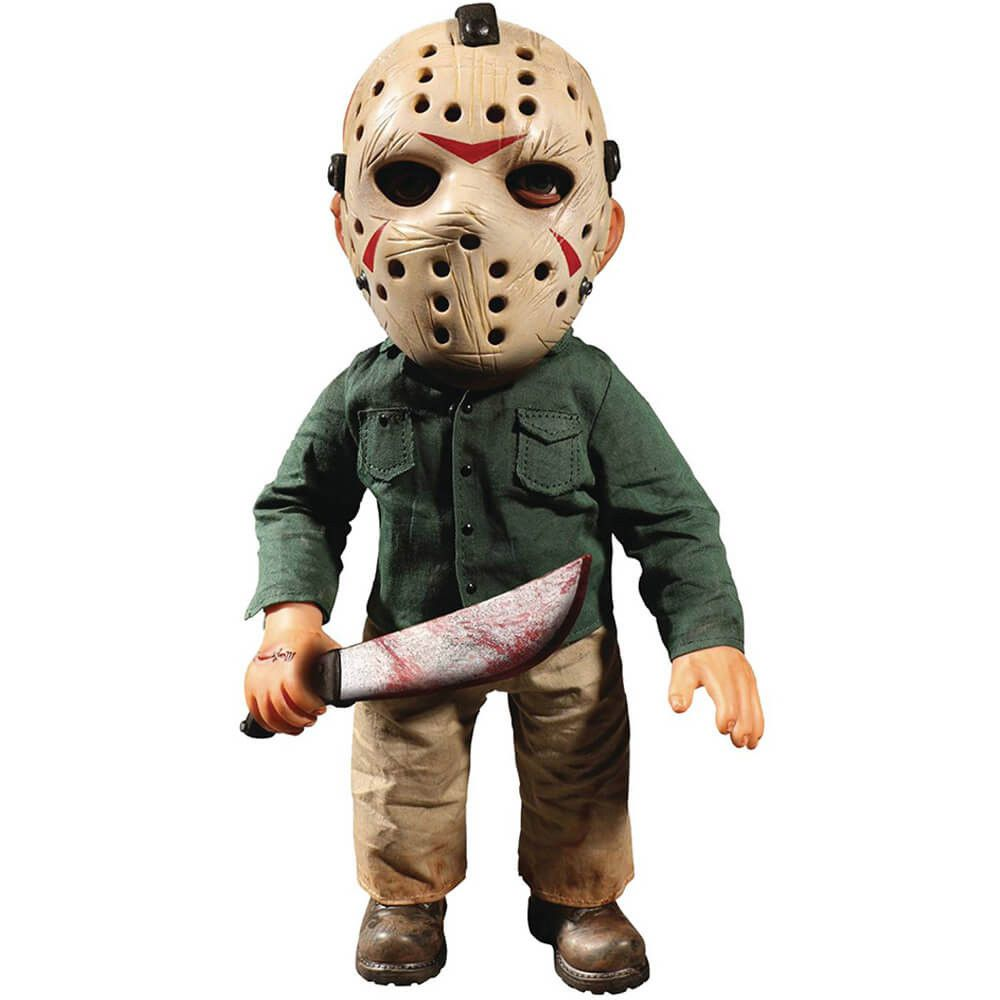 "Jason Voorhees 15"" - The Friday 13th Mezco"
