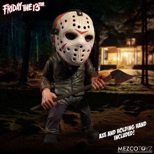 Jason Voorhees Roto - Friday The 13th - Mezco