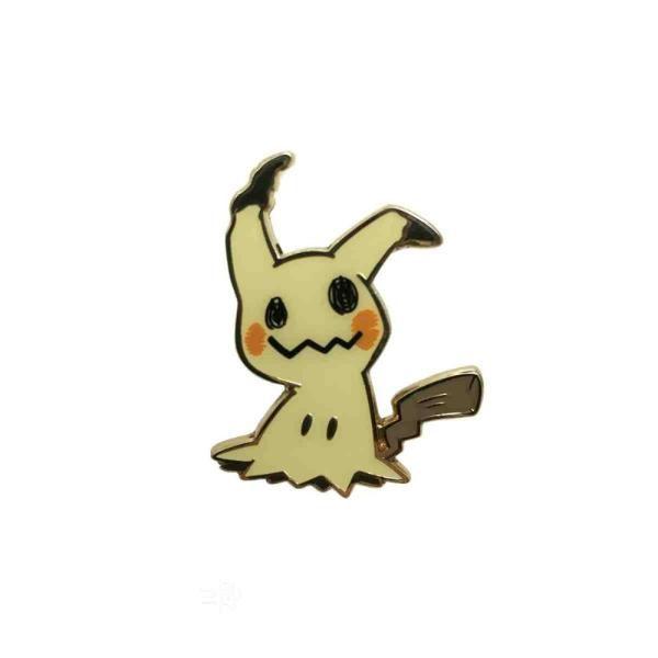 Jogo Deluxe - Box Pokémon - Coleção com Broche - Mimikyu - Copag