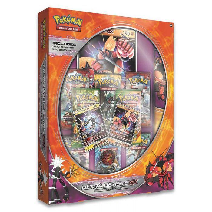 Jogo Pokémon - Ultracriaturas GX - Buzzwole-GX - Copag