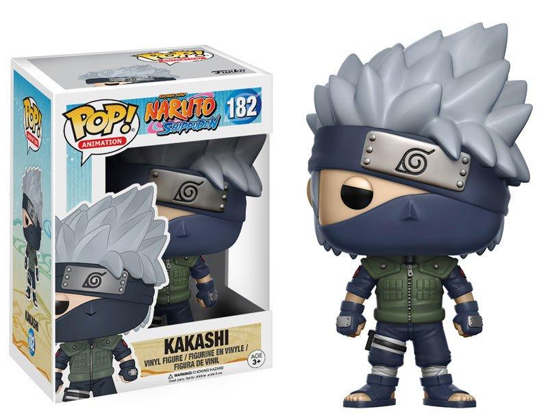 Kakashi - Funko Pop! Anime: Naruto