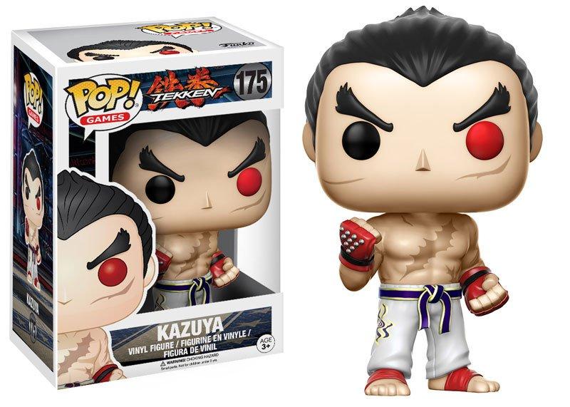 Kazuya Funko Pop! Games: Tekken