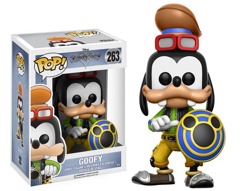Kingdom Hearts - Goofy Pateta Funko Pop! Disney