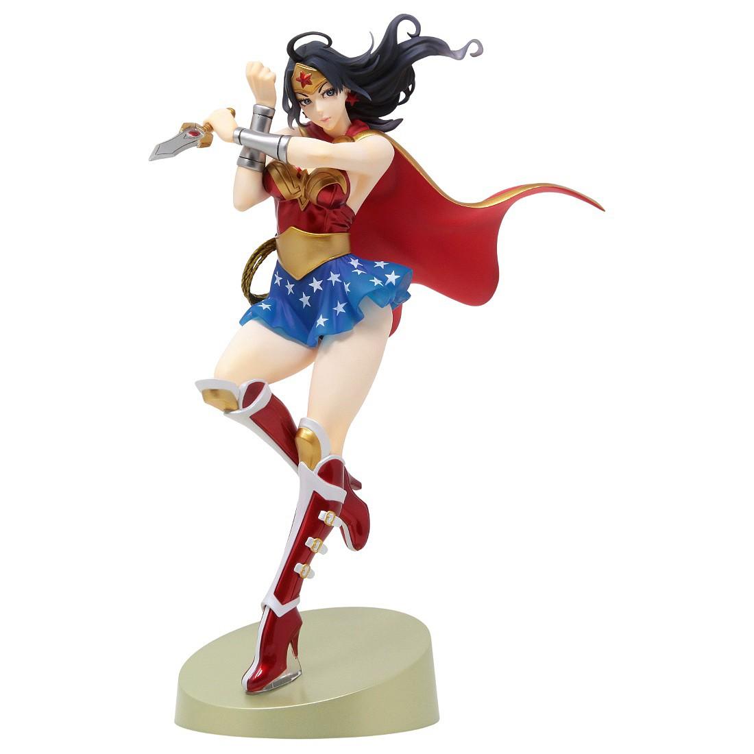 Kotobukiya Armored Wonder Woman - Mulher Maravilha - 2nd Edition Bishoujo