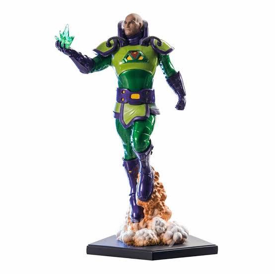 Lex Luthor - Ivan Reis 1/10 Iron Studios