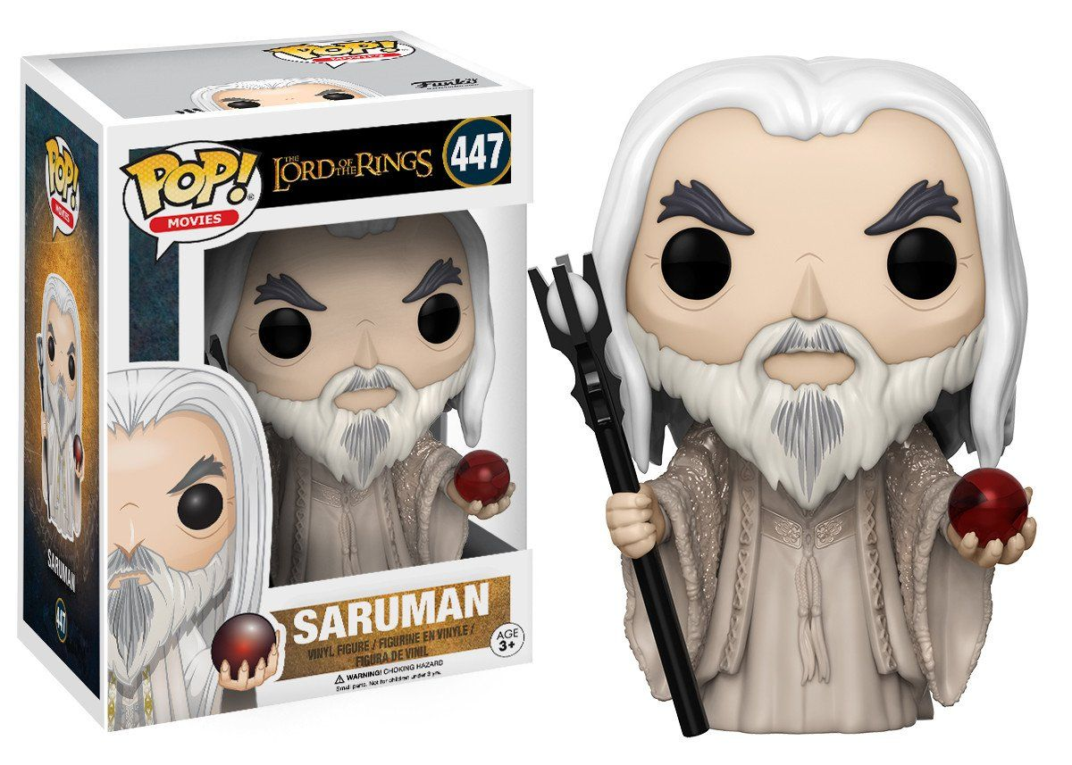 Lord of the Rings - Saruman Pop! Movies