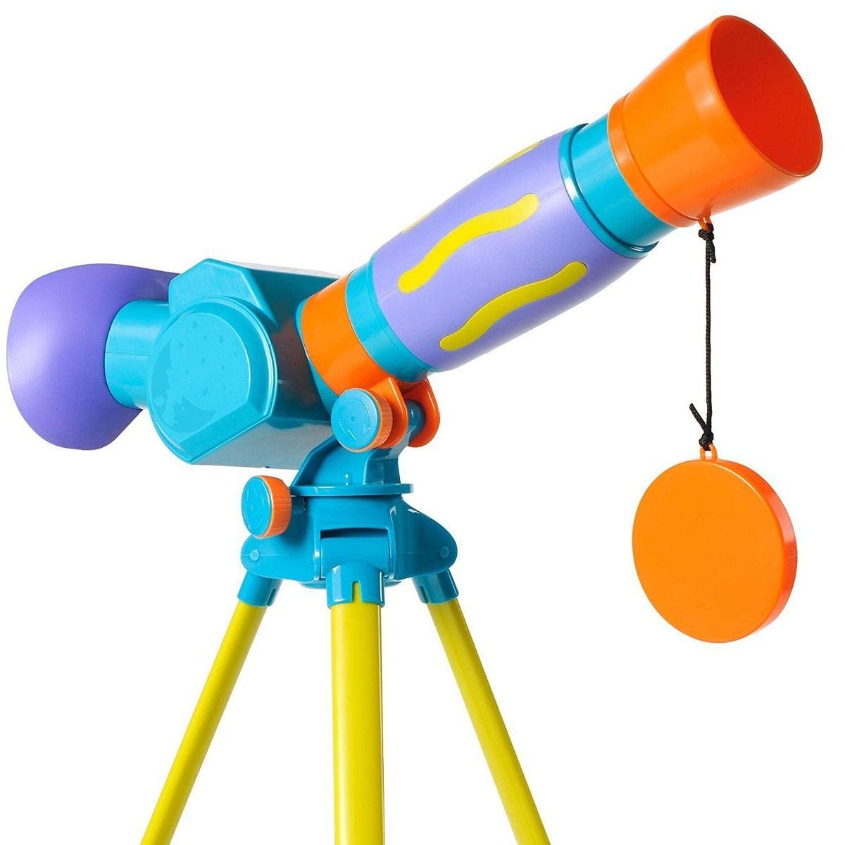 Meu Primeiro Telescópio - Geosafari - Abrakidabra