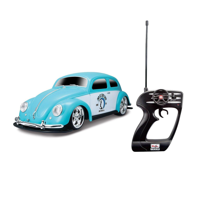 Miniatura 1951 VW fusca radio controle Maisto 1/10