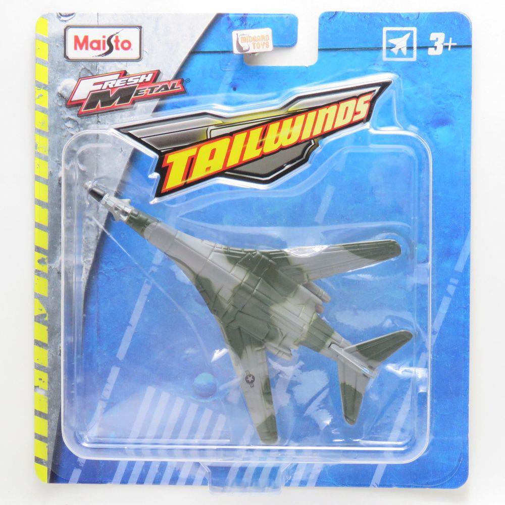 Miniatura Avião Bombardeiro Rockwell B-1B Lancer - Tailwinds - Maisto