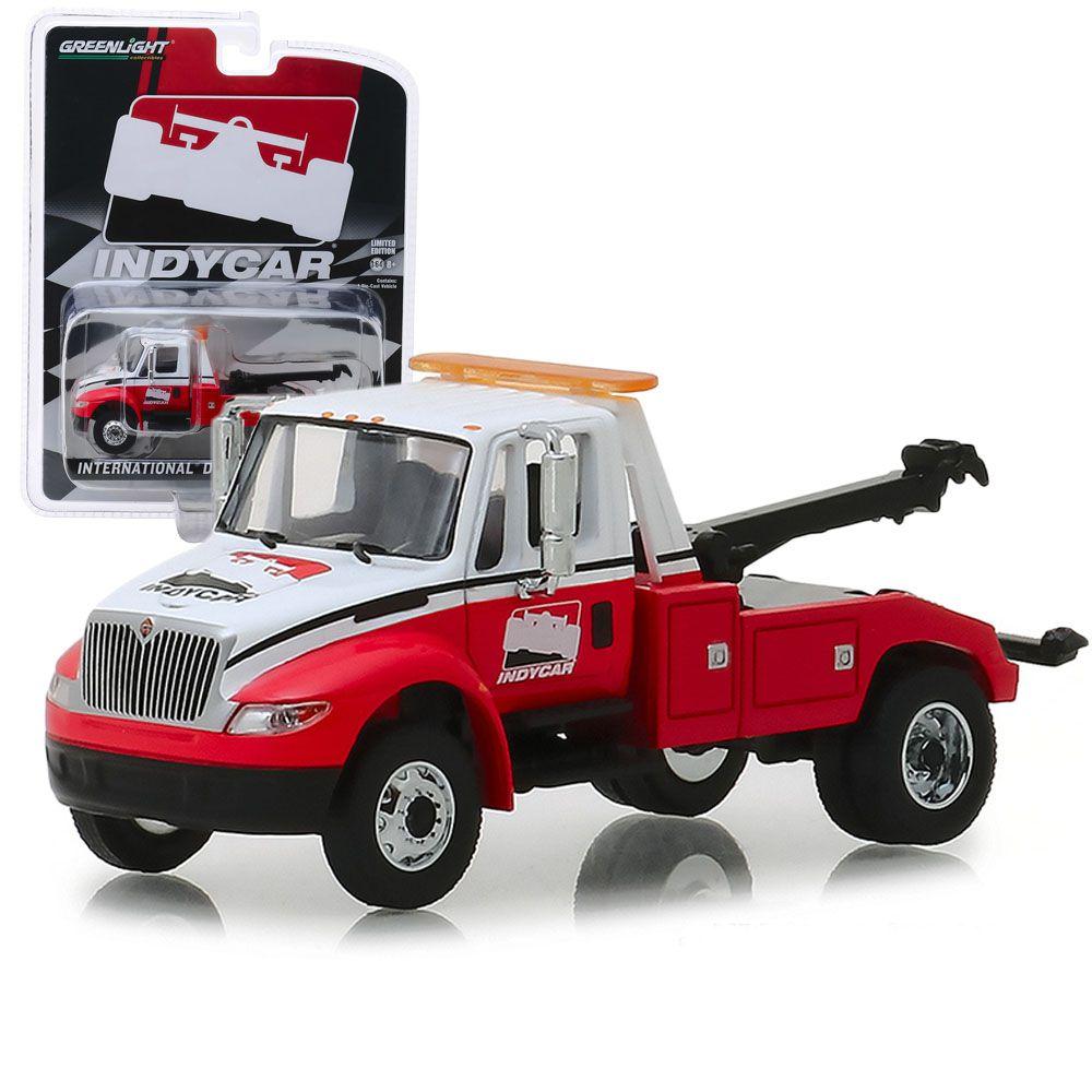 Miniatura Caminhão International Durastar Tow Truck - Indycar