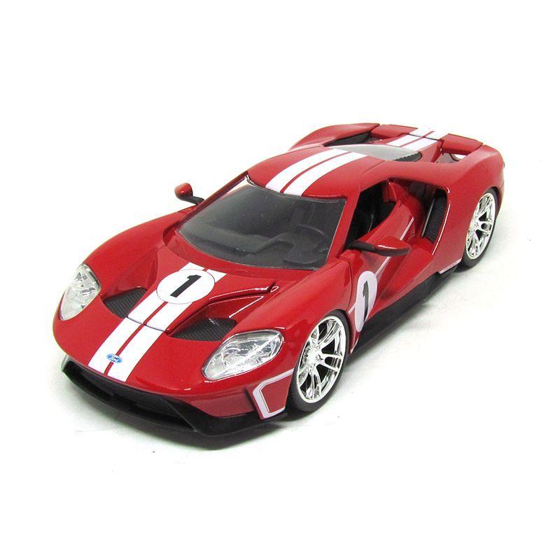 Miniatura Ford GT 2017 Big Time Muscle - Jada Toys