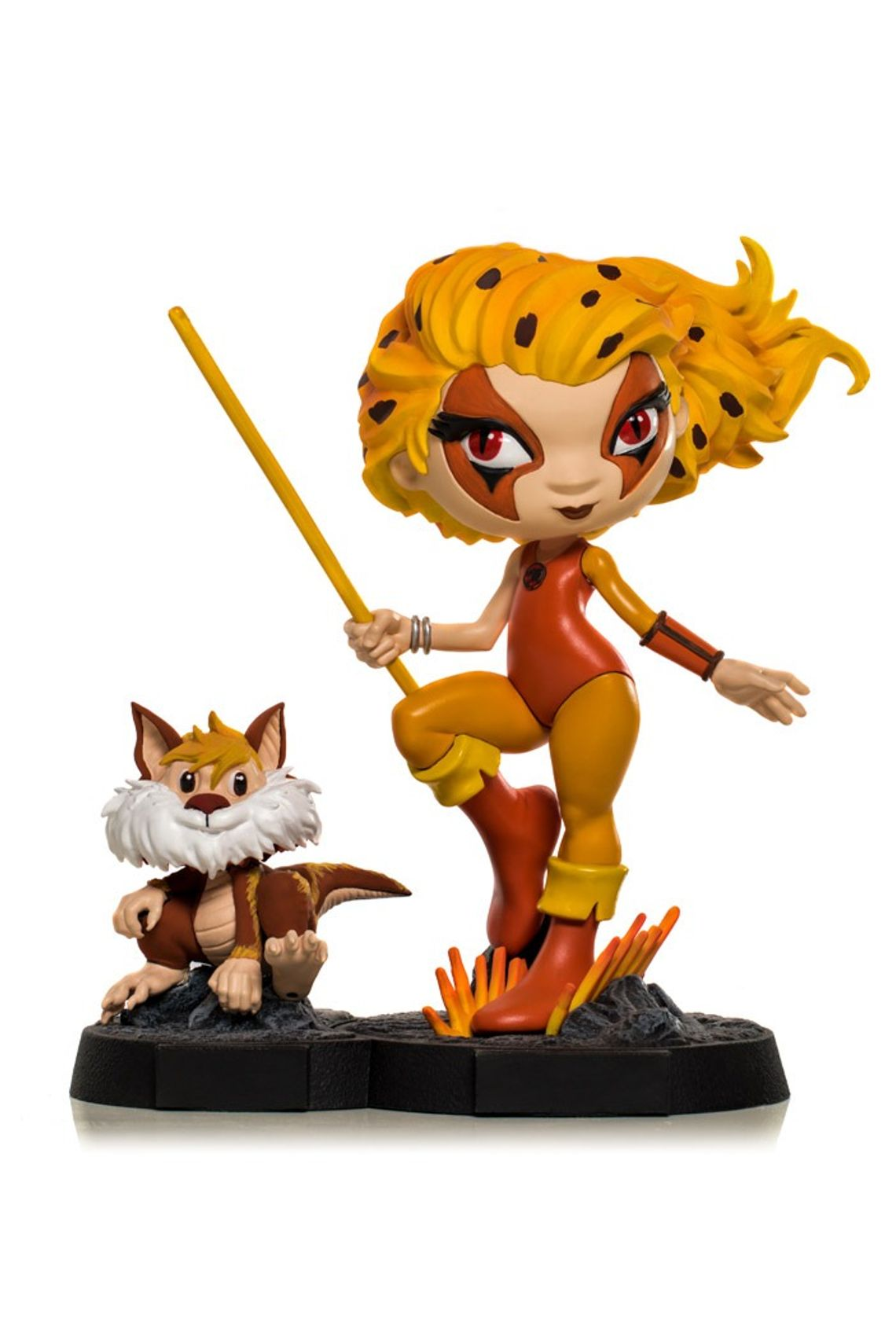 Thundercats: Cheetara & Snarf - Mini co