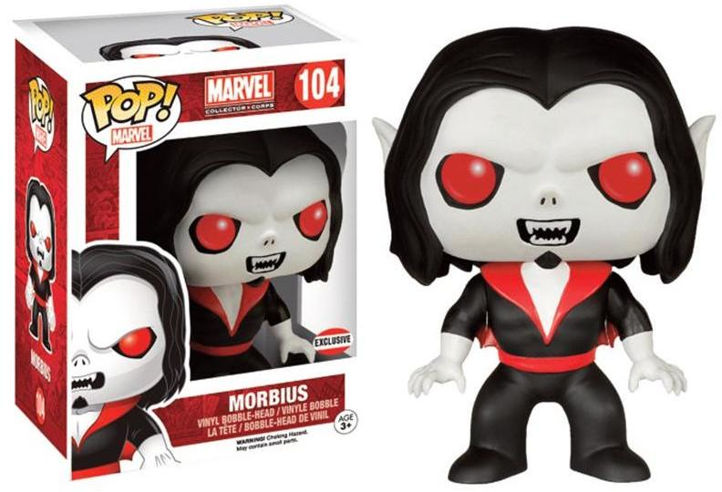 Morbius Funko Pop! Marvel Exclusive 104