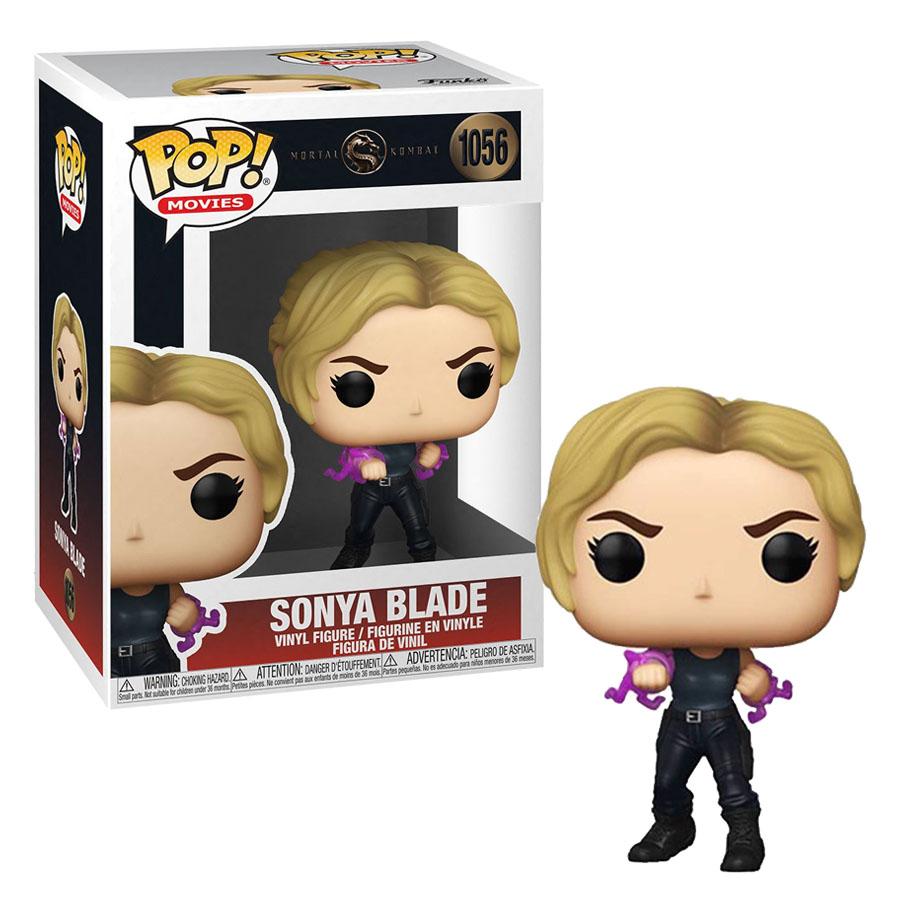 Mortal Kombat Sonya Blade Funko Pop!