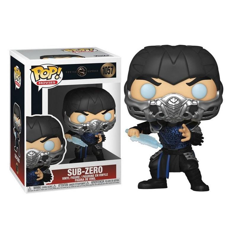 Mortal Kombat Sub-Zero Pop Funko