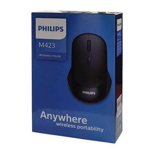 Mouse Sem Fio Original Philips M423