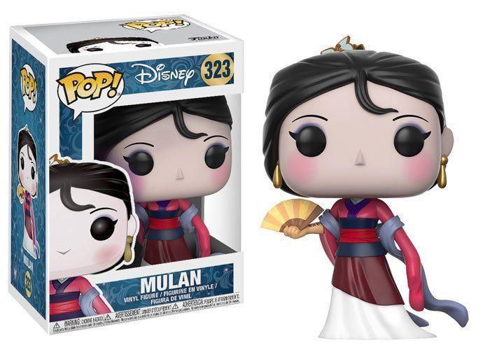 Mulan - Boneco Funko Pop Disney
