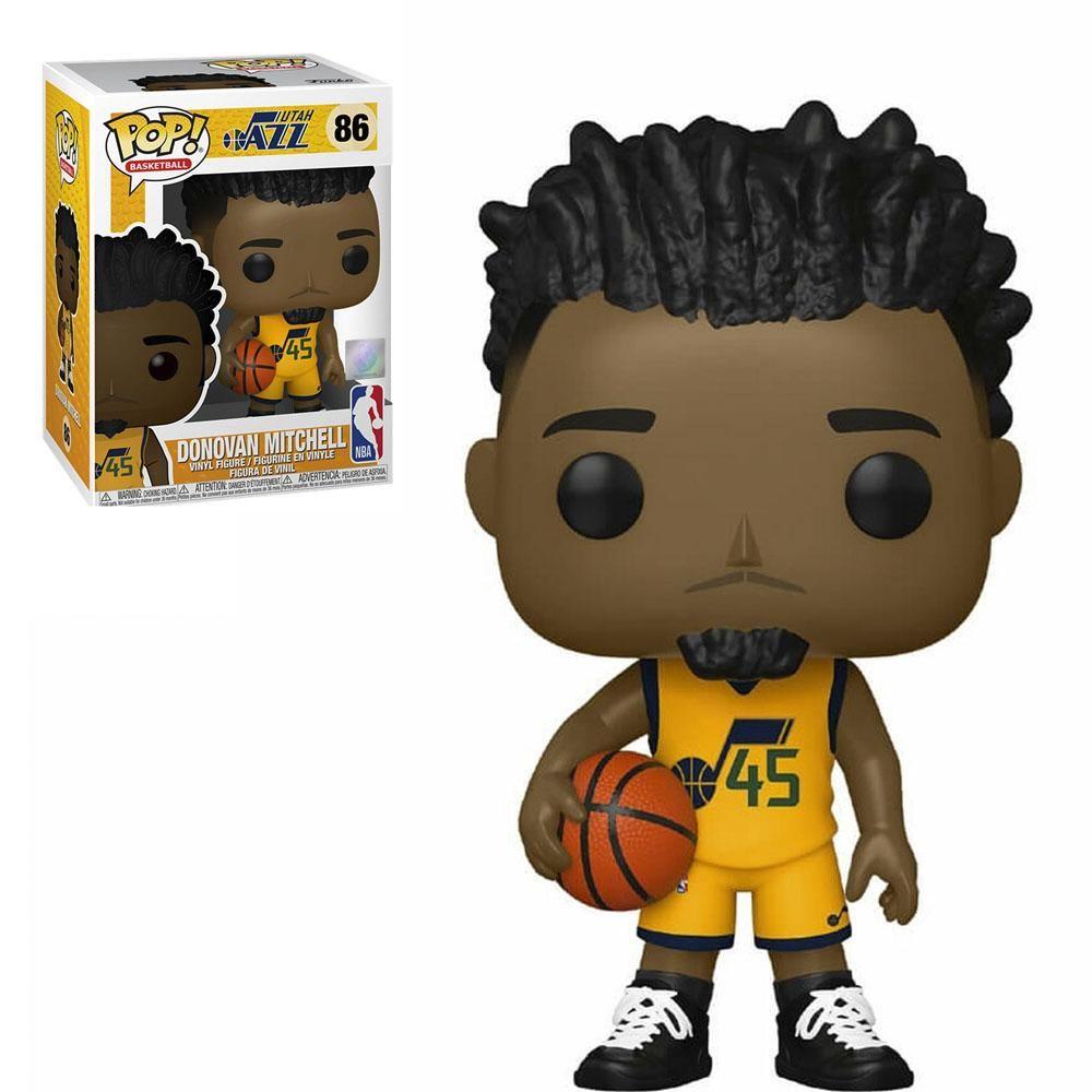 NBA Basketball - Donovan Mitchell Utah Jazz Funko Pop!