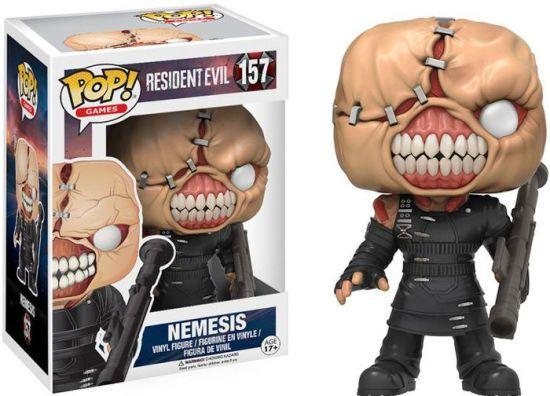 Nemesis Resident Evil Funko Pop