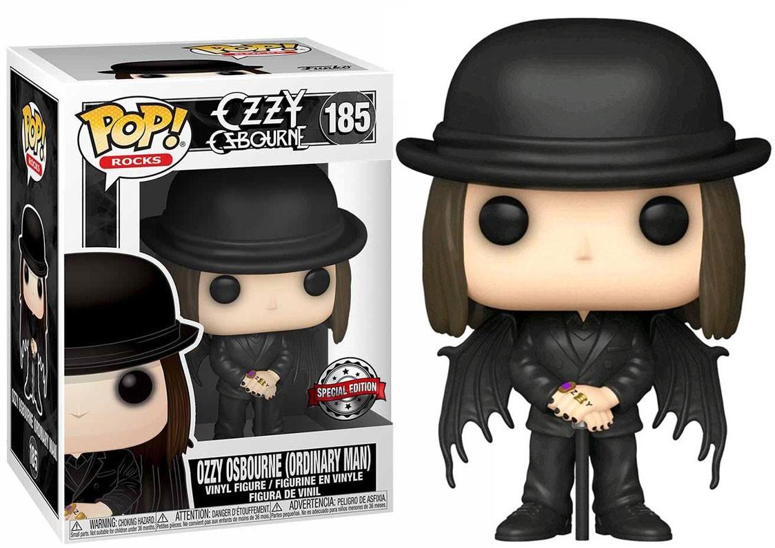 Ozzy Osbourne Ordinary Man Funko Pop