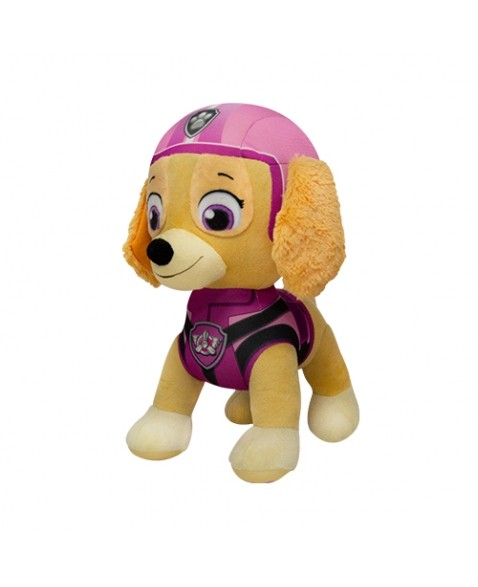 Patrulha Canina - Pelucia Skye Resgate Extremo 15 - 37cm