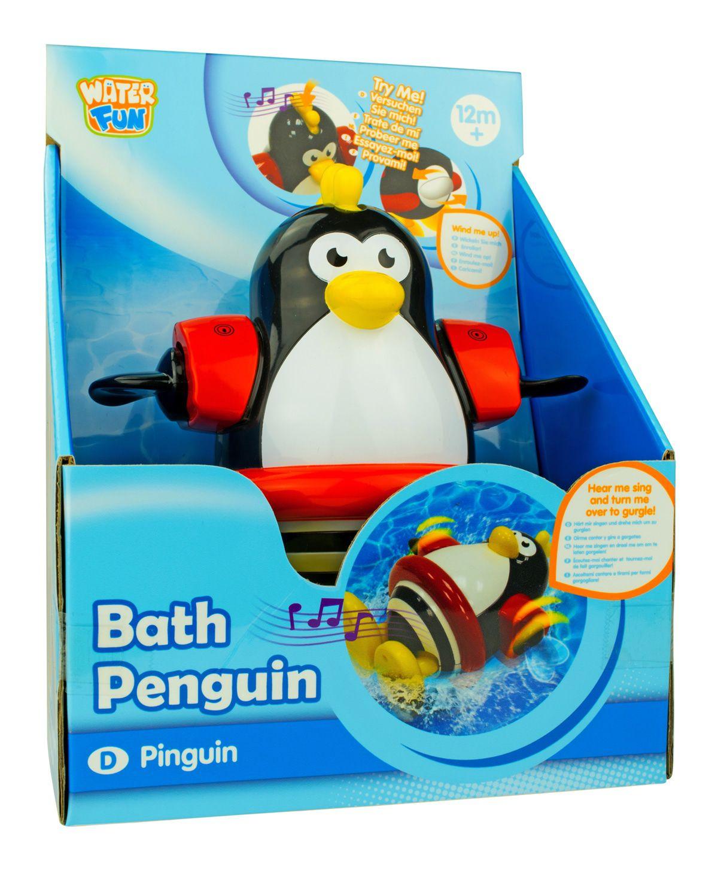 Pinguim Nadador Aquático Water Fun