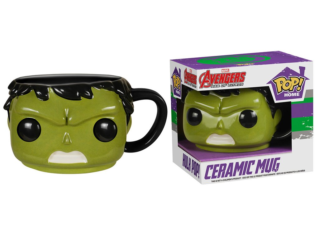 Caneca Pop! Home: Hulk Pop! Ceramic Mug