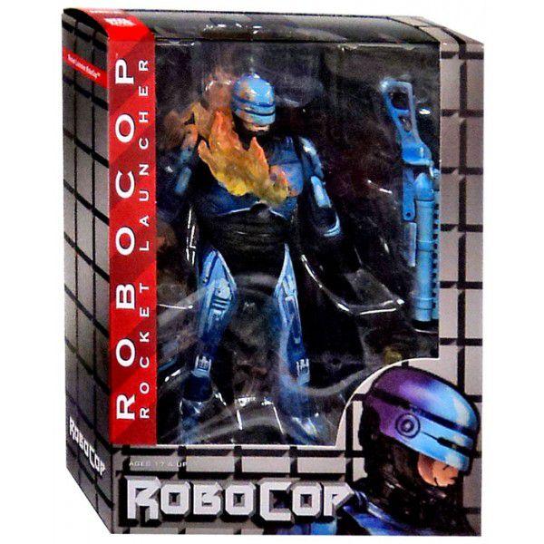 Robocop Rocket Launcher Neca