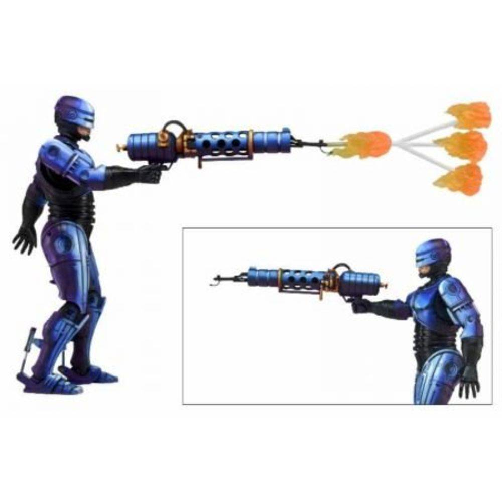 Robocop Vs Terminator Series 2 Fire Flamethrower - Neca