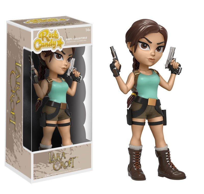 Lara Croft  Rock Candy: Tomb Raider