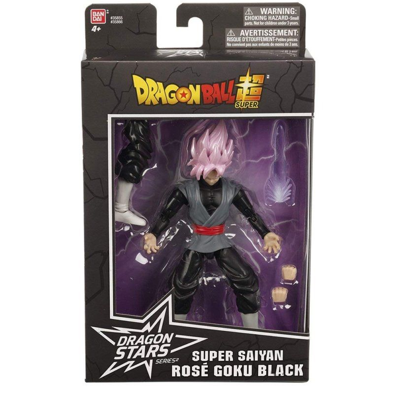 Rose Goku Dragon Ball - Dragon Stars Series - Serie 4