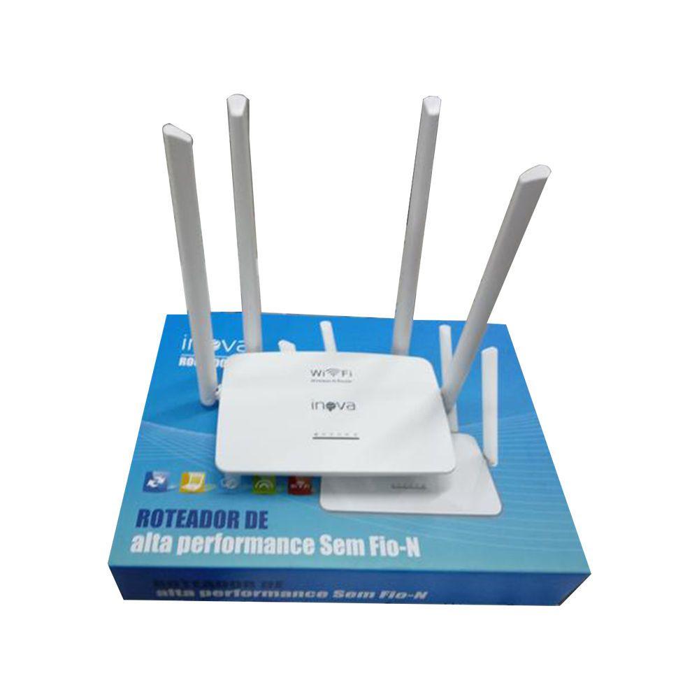 Roteador wireless Inova ROU-6004
