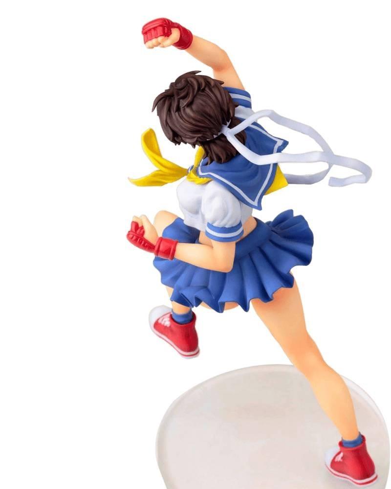 Sakura Bishoujo Statue - Street Fighter - Kotobukiya