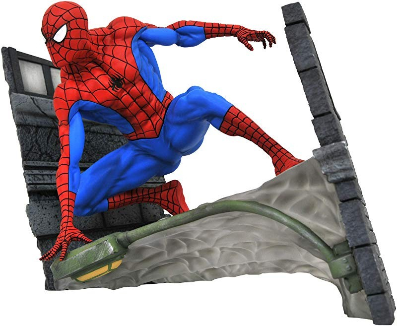 Spider-Man Comic Marvel Gallery Diamond toys