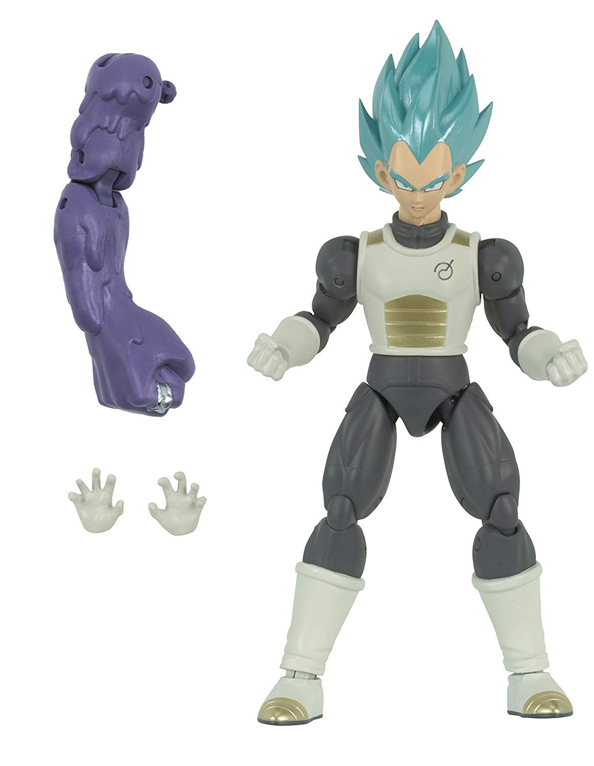 SSGSS Vegeta Azul Dragon Ball - Dragon Stars Series - Serie 4