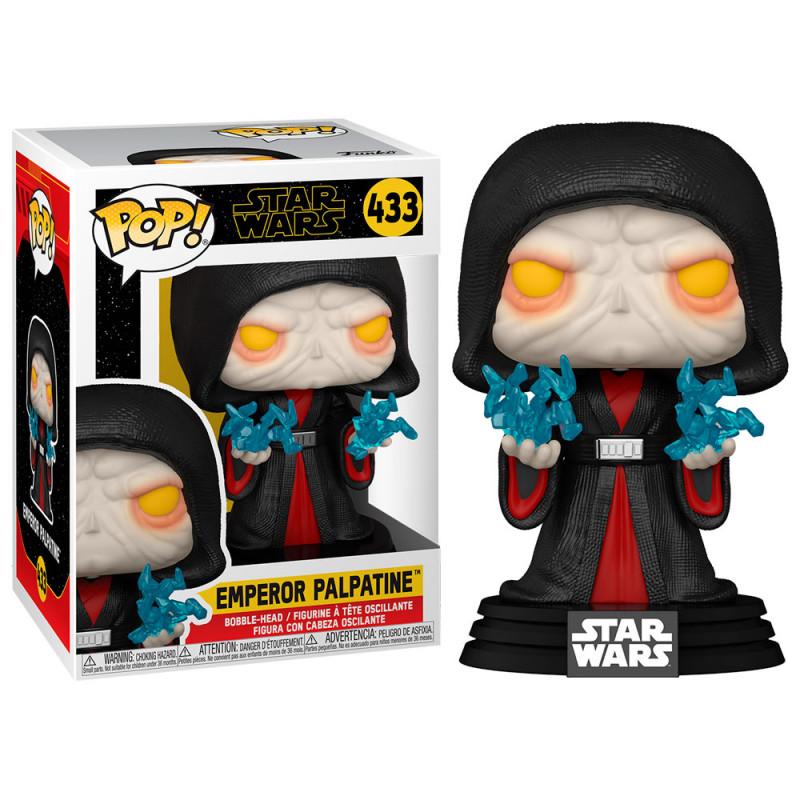 Star Wars - Empepor Palpatine - Funko Pop!