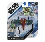 Star Wars Mini Figura Mission Fleet Boba Fett - Hasbro