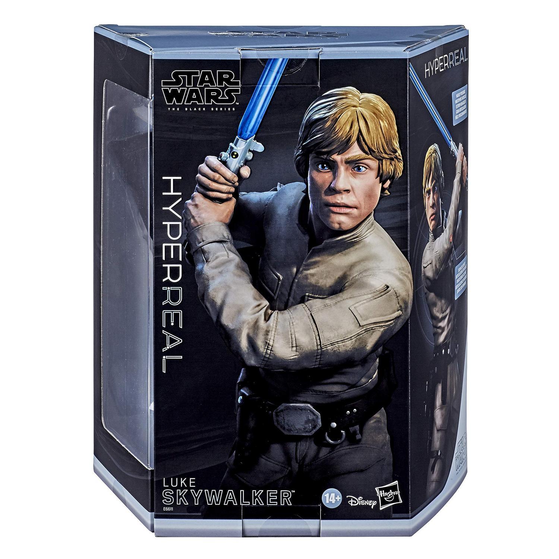 Star Wars The Black Series Hyperreal Luke Skywalker E6611 - Hasbro