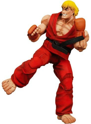 Street Fighter Iv Ken