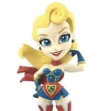 Super Girl DC Bombshells Statue - Cryptozoic
