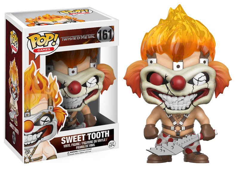 Sweet Tooth: Funko POP!  Twisted Metal
