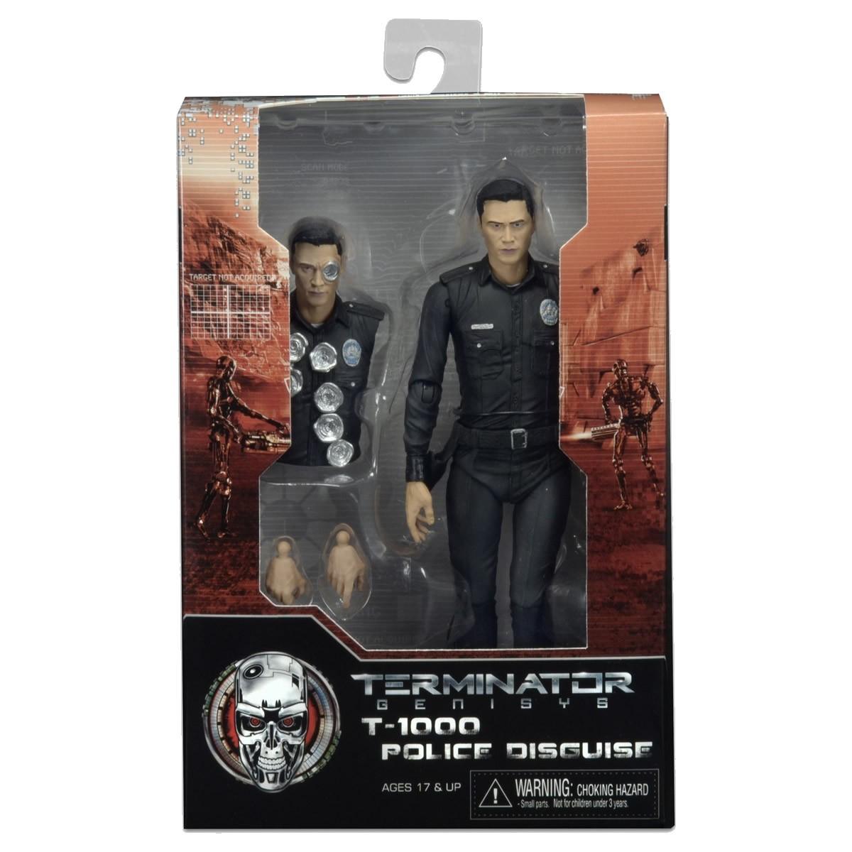 T-1000 - Terminator Genisys - Series 1 - NECA