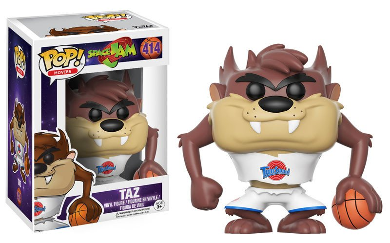Taz Space Jam - Funko Pop! Movies