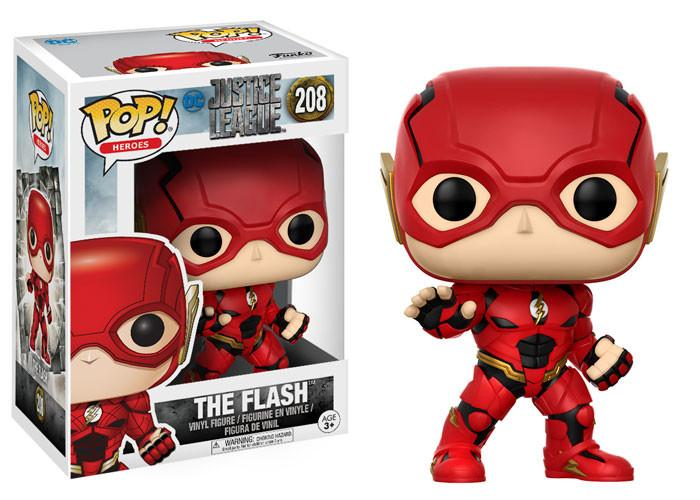 The Flash Funko Pop! Movies: DC - Justice League
