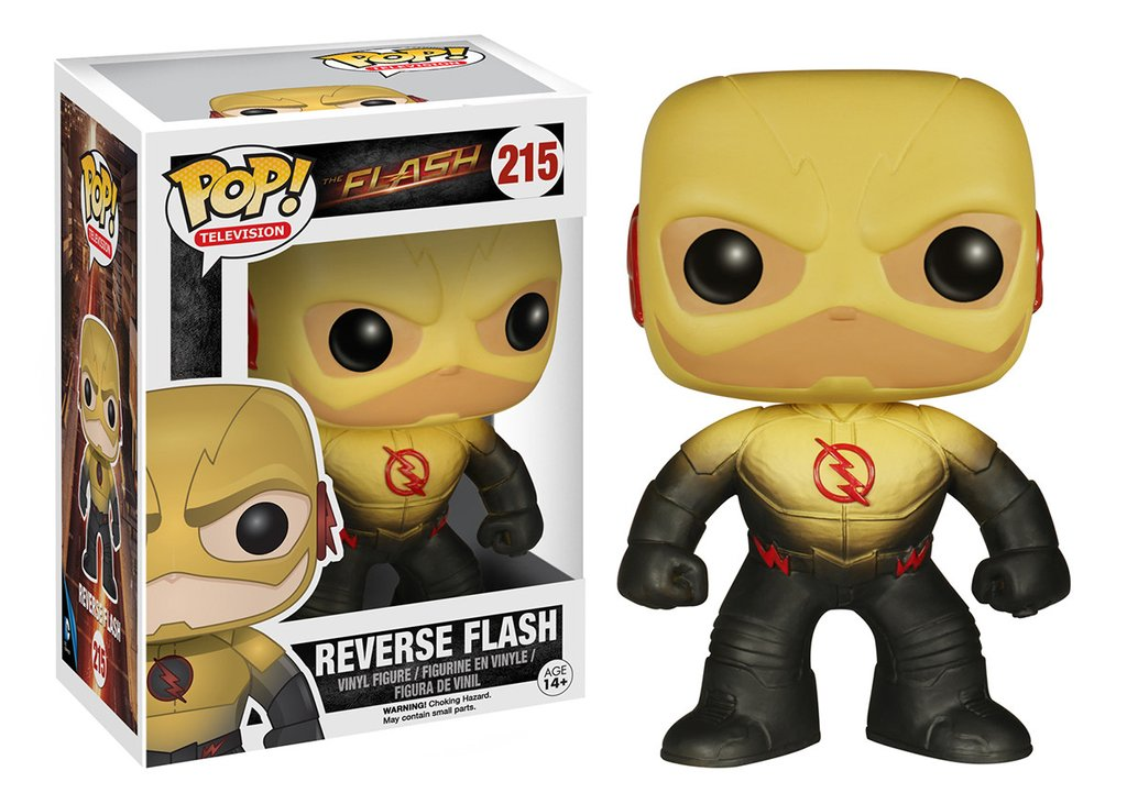 THE FLASH - REVERSE FLASH FUNKO POP! TV