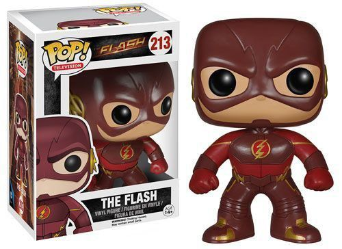 The Flash - The Flash - Funko Pop