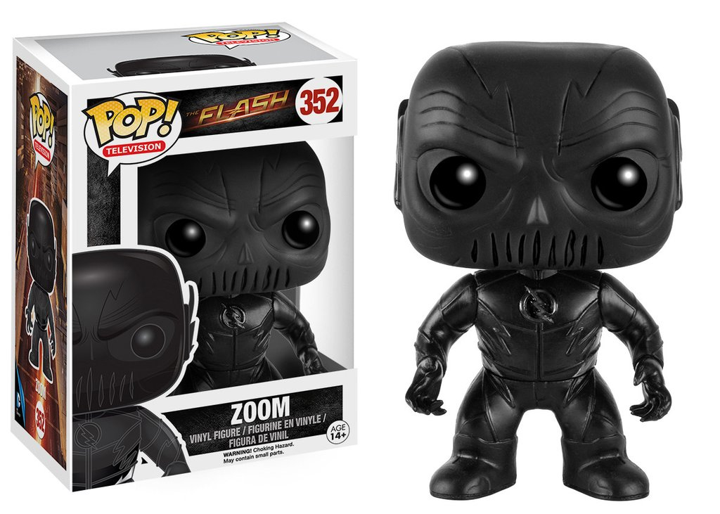 The Flash - Zoom - Funko Pop! Tv