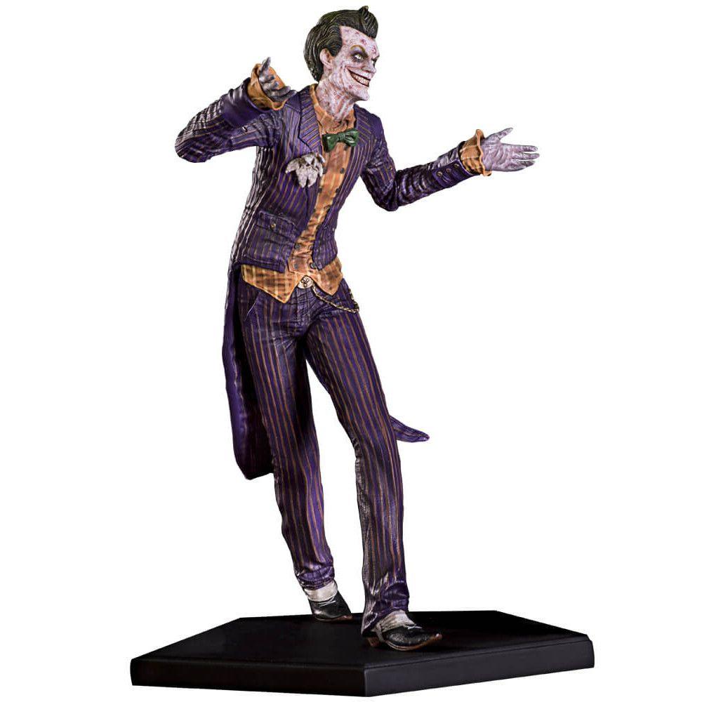 The Joker - Arkham Knight 1/10 Art Scale Statue - Coringa