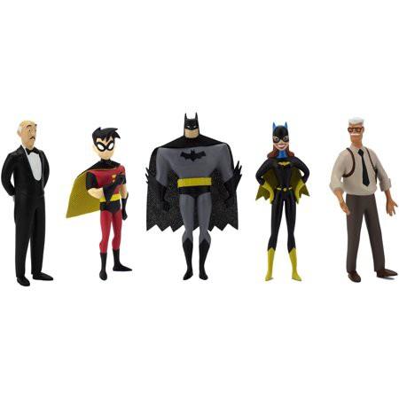The New Batman Adventures DC Comics Bendable