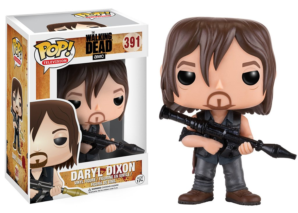 The Walking Dead - Daryl Dixon - Funko Pop! Tv